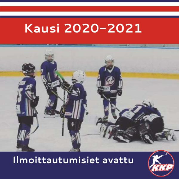 Ilmoittautumiset U10 (2011) kaudelle 2020-2021