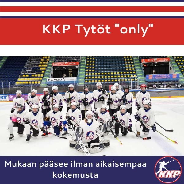 KKP Tytöt - Tervetuloa !