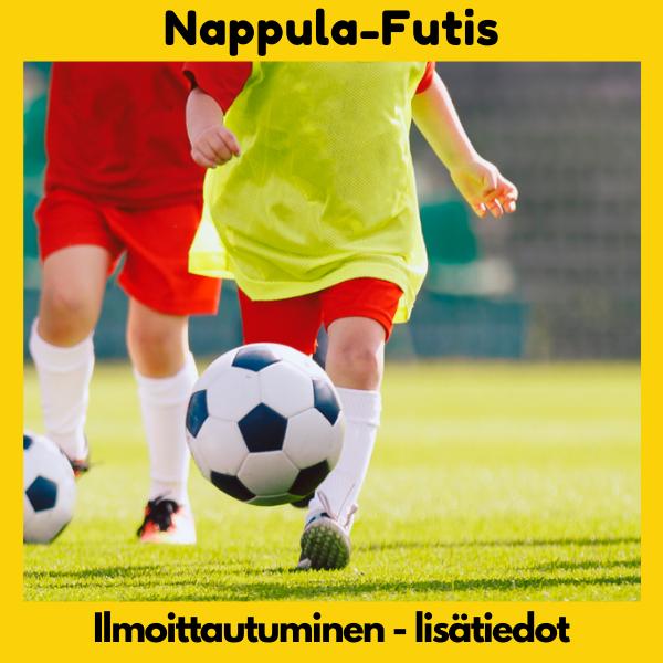 Tervetuloa Nappula-Futis