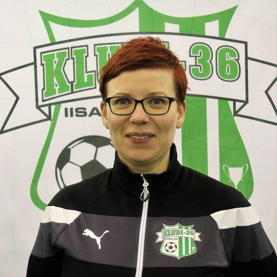 Kiitos suomalaisen jalkapallon vapaaehtoiset - kiitos seuramme oma Virpi!