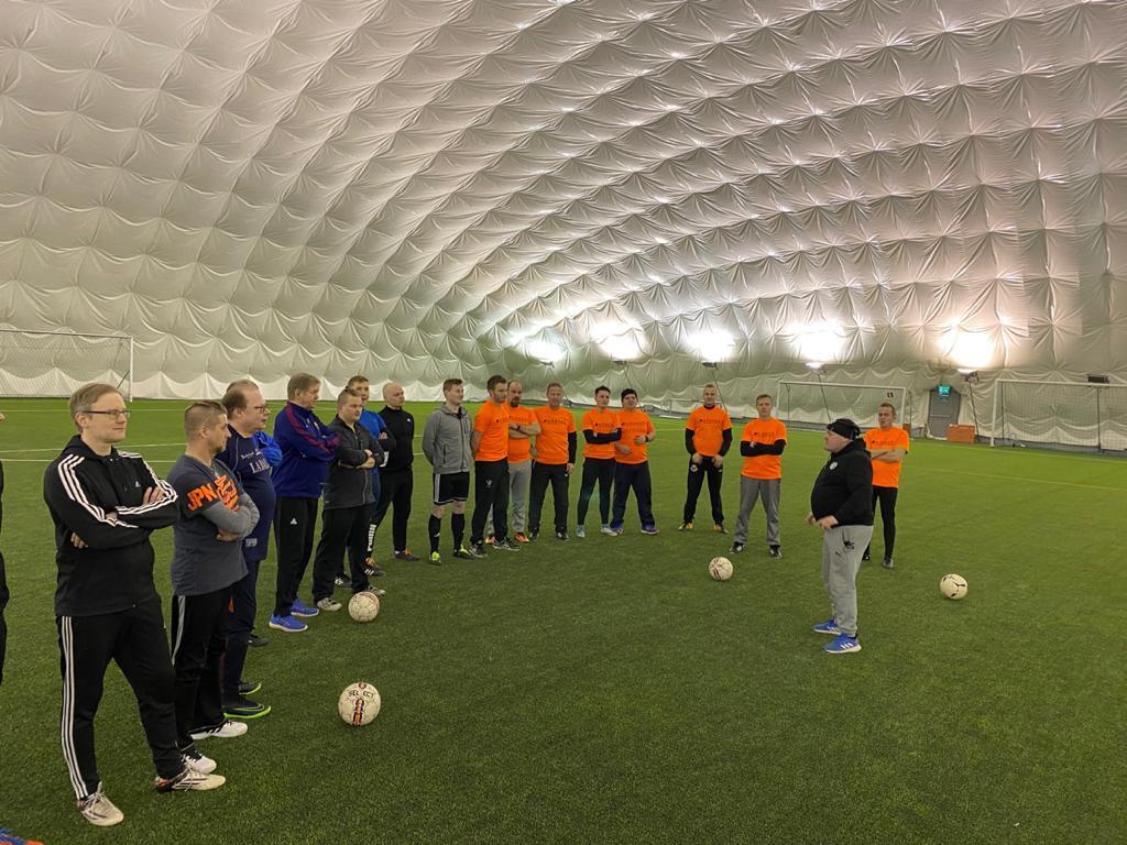 FC HöntsäPappojen toiminta käynnistyi