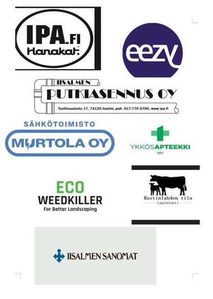 Joukkueen yhteistyö kumppanit kaudella 2020-2021!