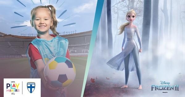 UEFA Playmakers -toiminta laajenee Sonkajärvelle!