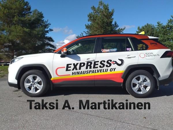 Taksi A. Martikainen