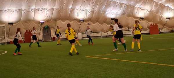 Harjoitusottelu klubi-36 - Kups T-09