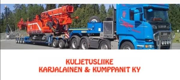 Kuljetusliike Karjalainen & Kumppanit Ky
