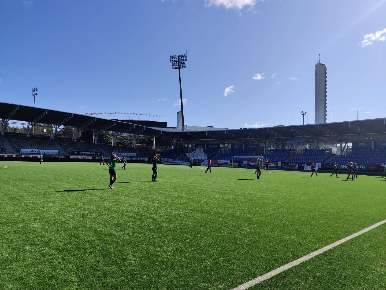 HJK play like a Girl- turnaus