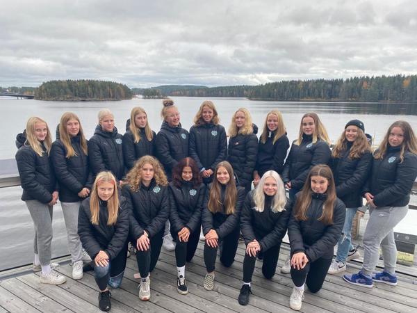 Kauden päättärit Kuopiossa