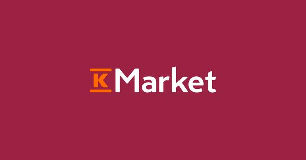 K market Kuusankoski