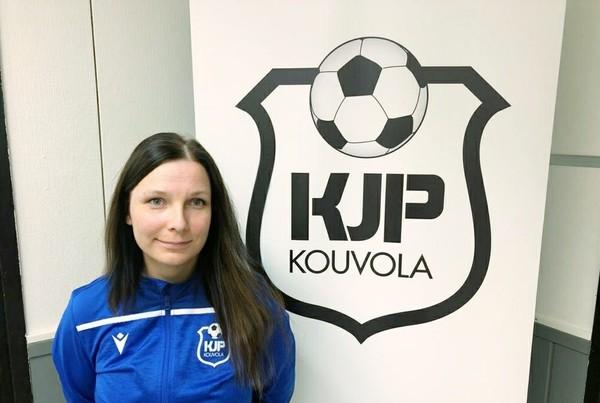 Minna Salmi aloittaa Kouvolan Jalkapallon seuratyöntekijänä 1.6.2021 alkaen