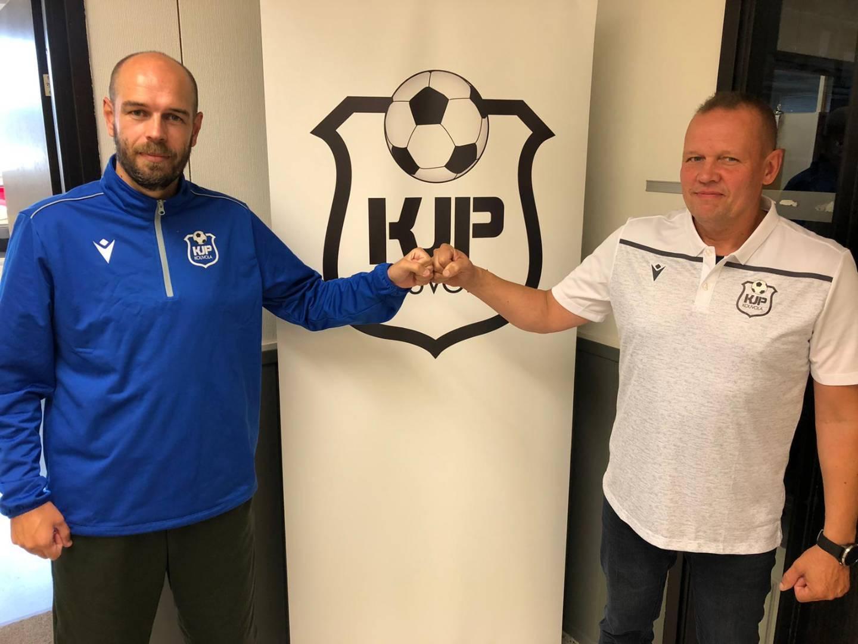Markku Kokko on KJP:n edustusjoukkueen joukkueenjohtaja kaudella 2022