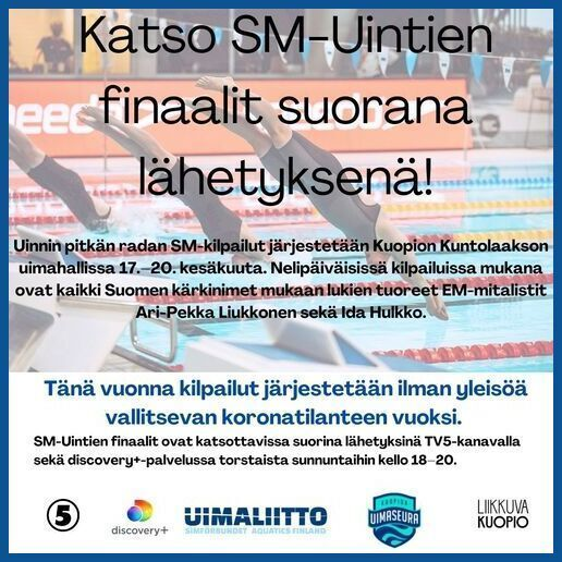 SM-Uintifinaalit televisiossa