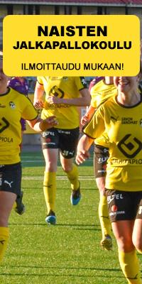 Naisten jalkapallokoulu