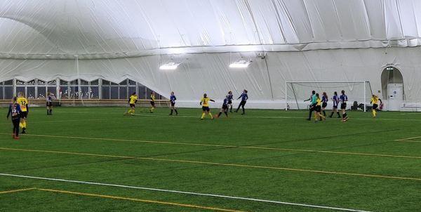 T18-joukkue kohtaa harjoitusottelussa ToU Naiset