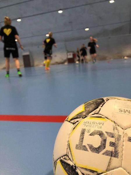 Futsal joukkue starttaa elokuun alusta harjoittelut tauon jälkeen