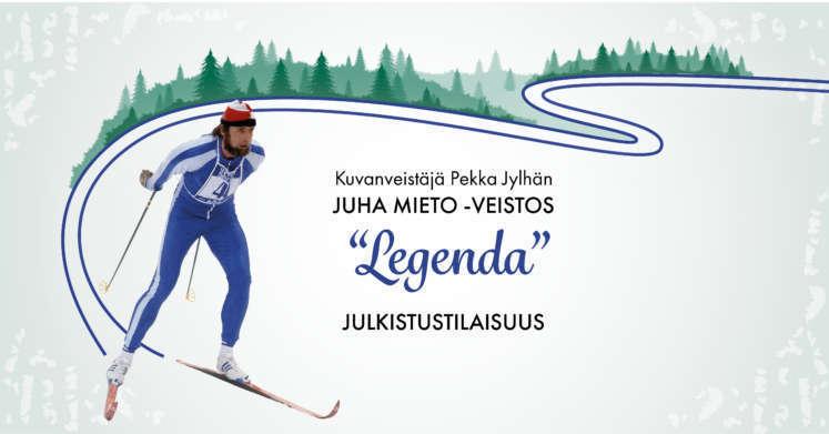 Juha Mieto patsaan julkistustilaisuus 26.9.2020 klo 14:00