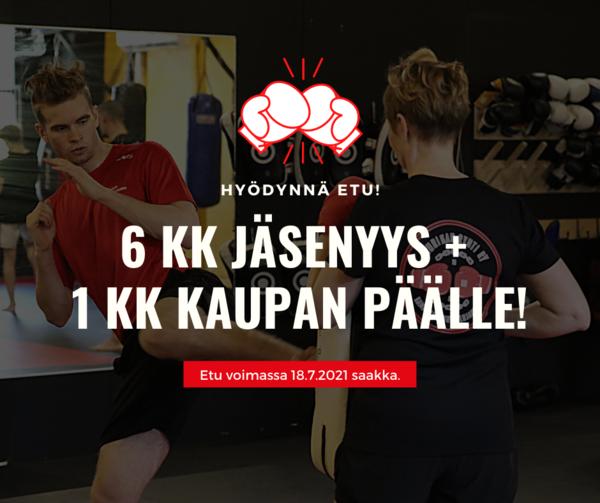 Tartu kamppailu-urheilujaoston kesätarjoukseen!