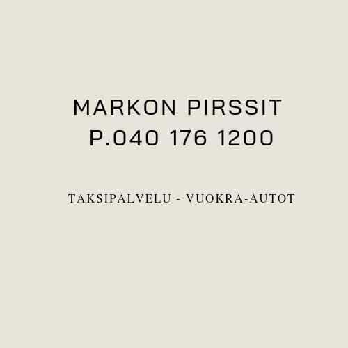 Markon Pirssit
