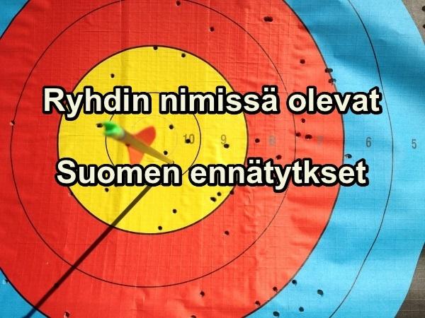 Suomen ennätykset