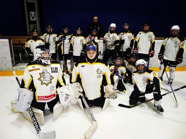 U15 06-joukkue Icemenin esittely