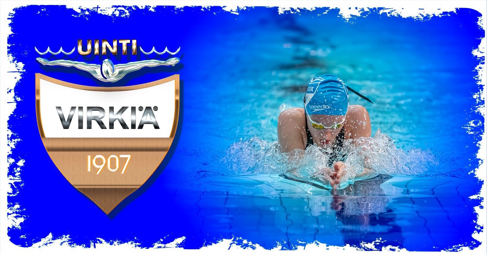 Uimajaoston harjoitukset alkavat 15.8