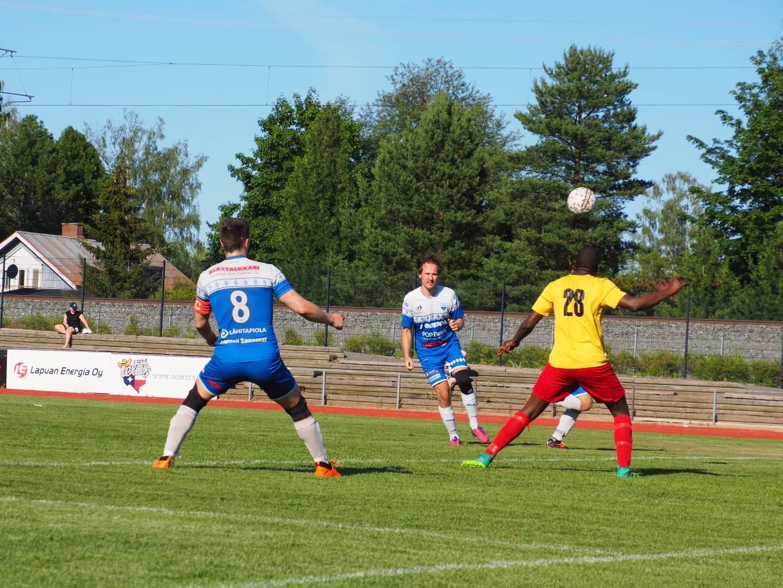 Miehet jatkoon Regions Cupissa