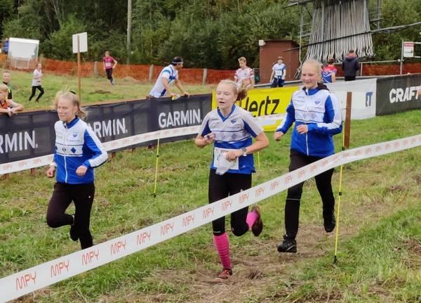 Virkiän D16-tytöt suunnistivat SM-kultaa, H18-pojat plaketeille seitsemänneksi