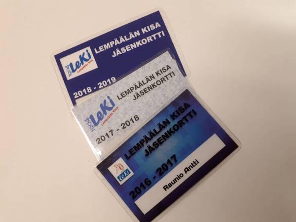 Otathan kätevän mobiilijäsenkortin aktiiviseen käyttöön!