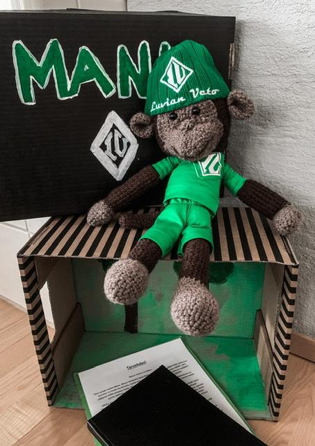 LuVe 90, Manu-Gorilla reissum bääl!