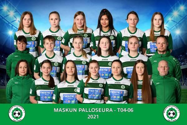 3-1 voitto tytöille, kiitokset kotiyleisölle!