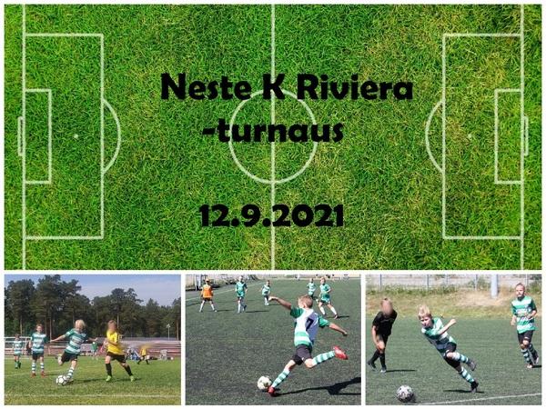 MaPS P12 järjestää Neste K Riviera -turnauksen 12.9.2021