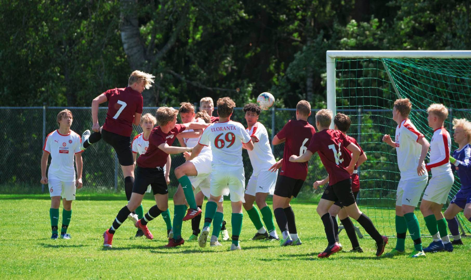 Katsaus MuSan nuorten joukkueisiin (kuva:Nikki Georgieva Veganik)