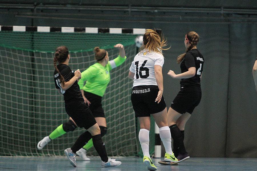 Netta Hannulan futsal-koulu