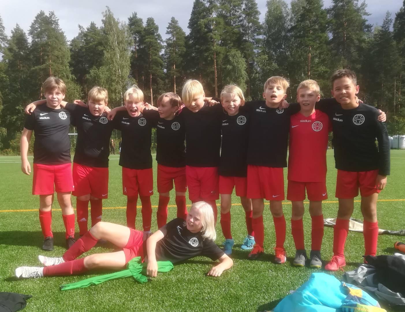 Nopsan 2010:lle pronssia Heinola-turnauksesta