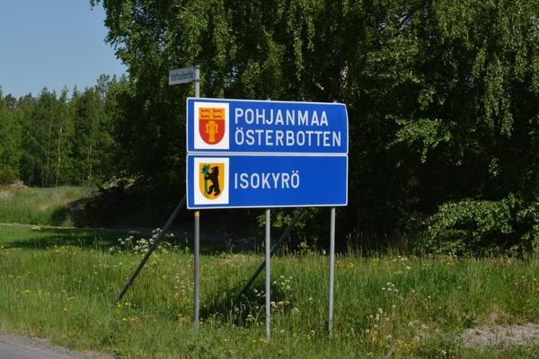 C2-aluesarja Isokyrö 15.11.2020