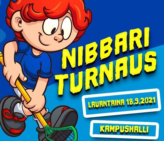 Nibbariturnaus la 18.9 Kampushallilla