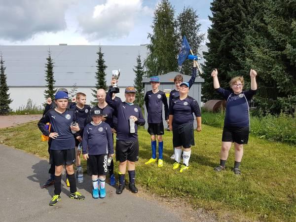 Kaislat voitti Soft F-tason SM-turnauksen!