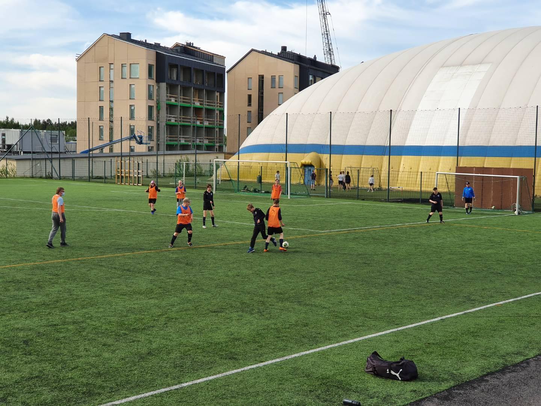 Kaislat valmistautuvat Hämeenlinnan turnaukseen