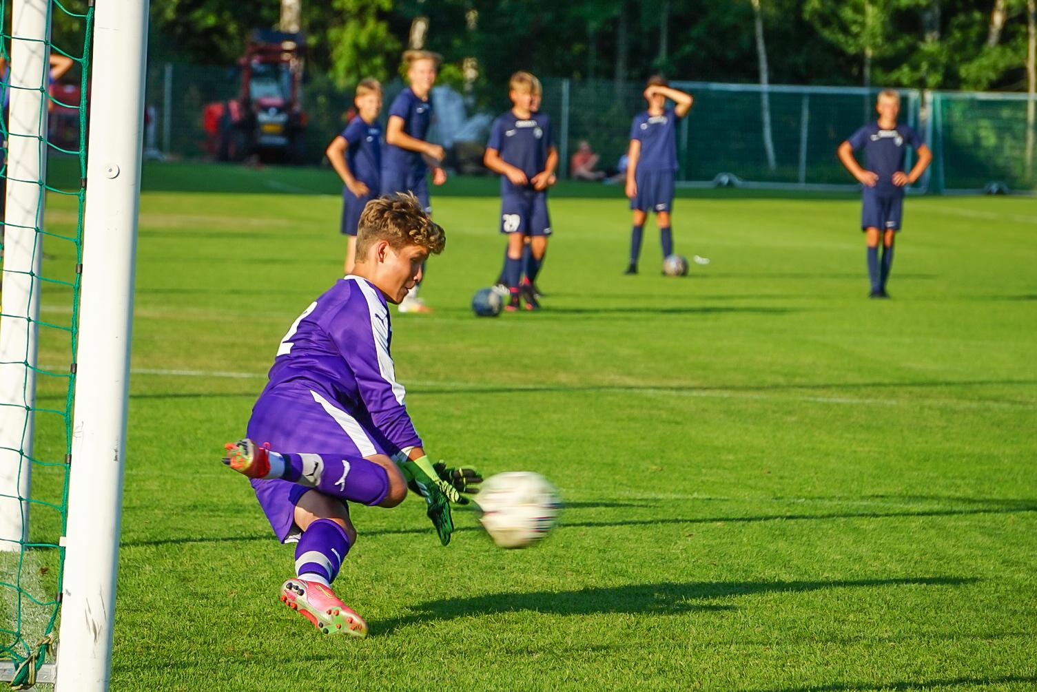 NJS Nordickeeper maalivahtileiri 4.-5.8.2021