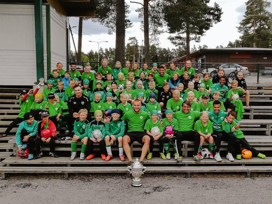 Mika Ojalan futiskoulu 13.–16. heinäkuuta