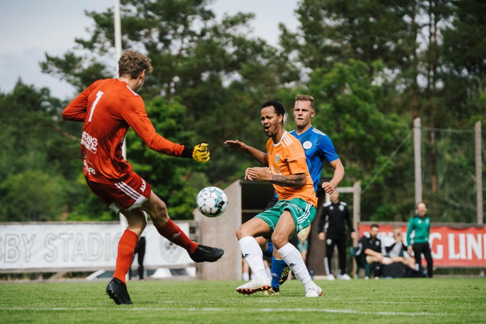FC Åland tyly isäntä paimiolaisille