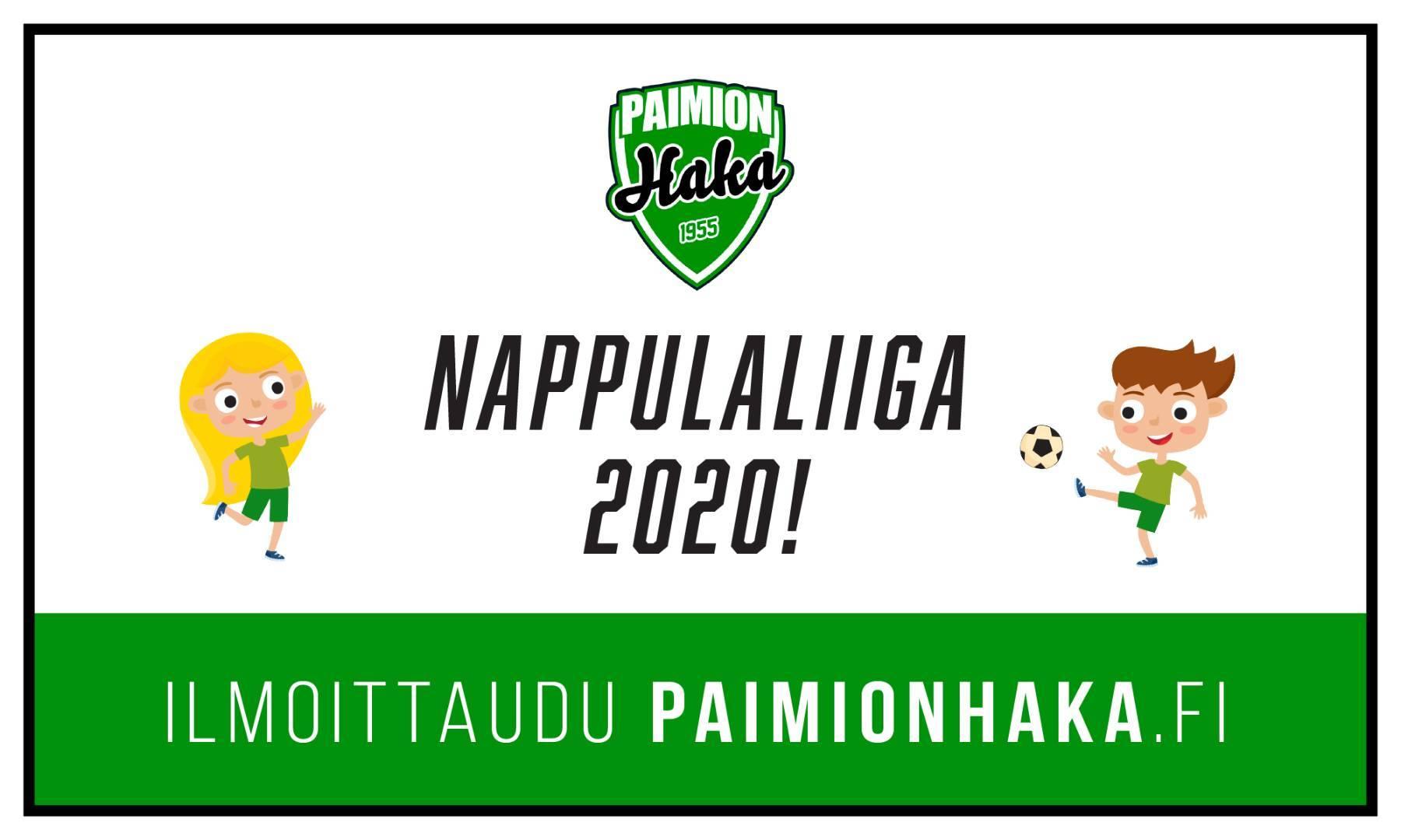 Nappulaliiga 2020 alkaa 18.elokuuta!