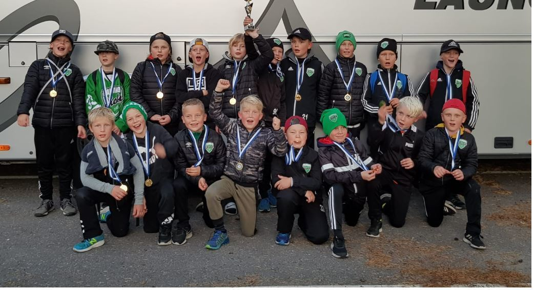 PaiHa:n jääkiekkojunioreille menestystä Nummelassa