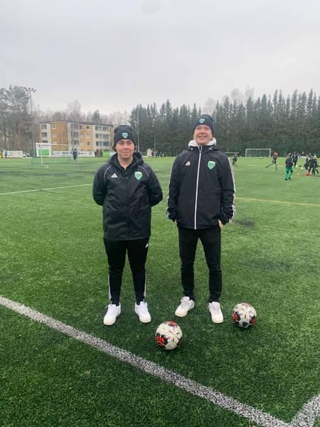 Leevi Sahlström ja Otso Milan nähdään kaudella 2021 PaiHan paidassa