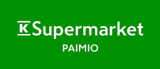 K Supermarket Paimio