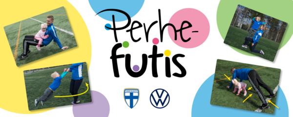 Perhe- ja Minifutis käyntiin 19.toukokuuta!