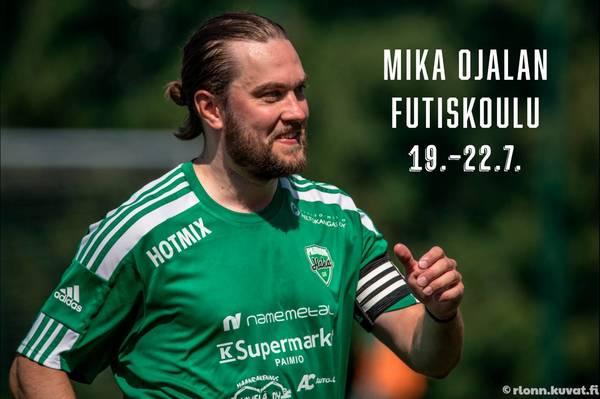 Mika Ojalan futiskoulu on peruttu tältä kesältä