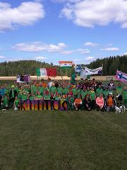 Marjaniemen leiri pidettiin 2-4. 2019