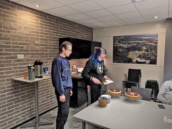 Vuoden seuratoimijat 2020: Miia Suuronen ja Pertti Suuronen