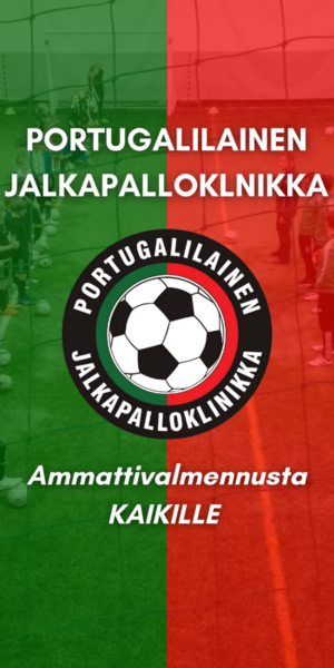 Portugalilainen jalkapalloklinikka